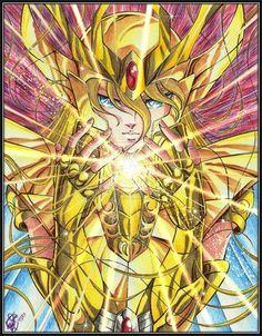Saint Seiya - Gold Saint Virgo Shaka