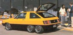 "HowStuffWorks ""1980 Briggs & Stratton Hybrid Concept Car Development"""