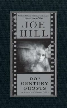 """Joe Hill 20th Century Ghosts Read """"Pop Art"""" a touching story of a boy and his inflatable friend."""