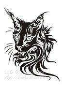 Идеи для брошек-кошек. | biser.info - всё о бисере и бисерном творчестве