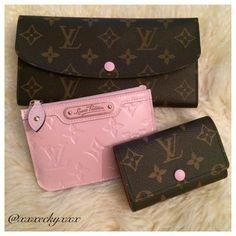 Louis Vuitton Rose Ballerine Clothing, Shoes & Jewelry : Women : Handbags & Wallets : http://amzn.to/2jBKNH8