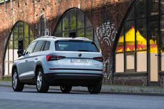 With spaciousness, based on a 2,8 meters long wheelbase, Skoda Kodiaq outperforms most of the competitors.