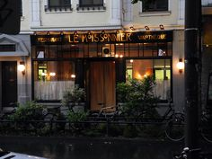 Le Moissonnier - ein Stück Paris mitten in Köln
