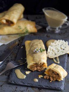 Pasta Brisa, Carne Picada, Empanadas, Cheesesteak, Ethnic Recipes, Arrows, Burger Recipes, Beef, One Pot Dinners