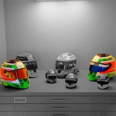 Teca25 helmets collection