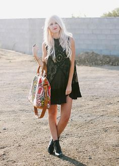 FP Me: FP ONE Angel Lace Dress style pic by KelliMurray