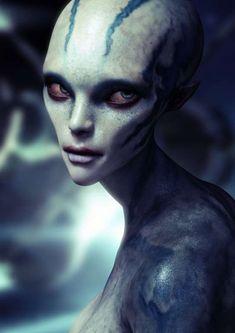 Según la publicación, el exagente de la CIA habría asistido al interrogatorio de un alienígena grisá... - Shutterstock
