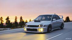 2002 Subaru Wrx, Subaru Cars, Subaru Impreza, Tuner Cars, Jdm Cars, Slammed Cars, Street Racing Cars, Wrx Sti, Retro Cars