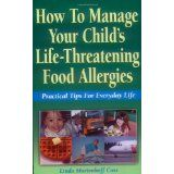 food allergy book