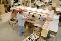 Attractive Custom Cabinets Arenu0027t Only Produced By Small, Local Shops. Learn About The  Real Definition Of Custom Cabinetry And Dura Supremeu0027s Customization  Process.
