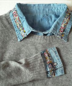 Archives des Femme - Page 9 sur 33 - Pop Couture Fashion Fabric, Diy Fashion, Diy Vetement, Teaching Outfits, Basic Shirts, Altered Couture, Couture Sewing, Trends, Refashion