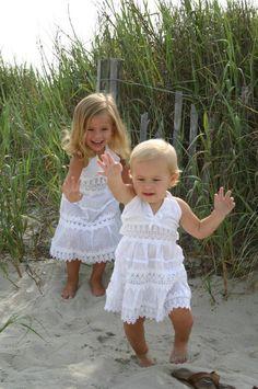 Beautiful babies Sun Dresses, Girls Dresses, Flower Girl Dresses, Little Fashion, Family Goals, Beautiful Babies, Cute Kids, Wedding Dresses, Amazing