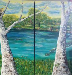 Wildcat Wildlife, Barbara Paddack Art