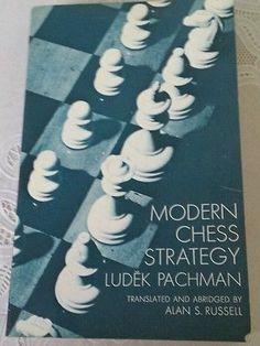 Modern Chess Strategy by Ludek Pachman