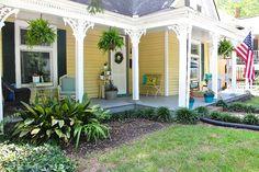 Summer Porch and Gar