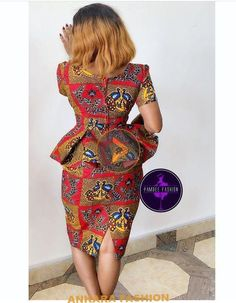 Hello Fashionistas Today we bring you some Amazing And creative Ankara skirt and blouse styles to try out.Ankara skirt and blouse styles That will give you that Short African Dresses, Latest African Fashion Dresses, African Print Dresses, African Print Fashion, Shweshwe Dresses, Ankara Skirt And Blouse, African Traditional Dresses, African Attire, African Women