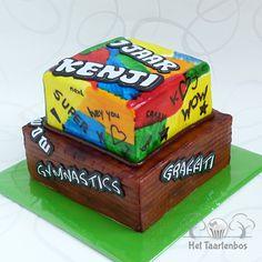 Graffity cake for Kenji