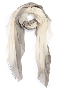 BP. Watercolor Ombré Scarf available at #Nordstrom
