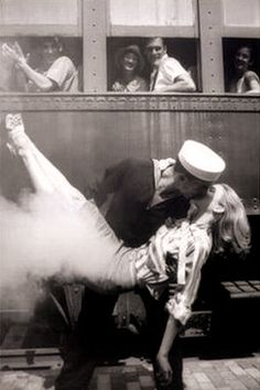 He doesn't want to leave on that train http://www.amazon.com/The-Reverse-Commute-ebook/dp/B009V544VQ/ref=tmm_kin_title_0