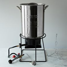 Badass  DIY Turkey Fryer on Provisions by Food52