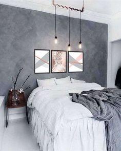 Master Bedroom Interior, Small Room Bedroom, Home Decor Bedroom, Bedroom Wall, Living Room Decor, Baby Room Decor, New Room, Room Inspiration, Interior Design