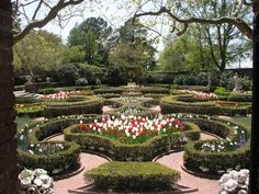 Tryon Palace Open Gardens