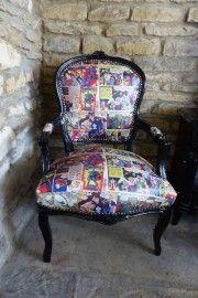 Comic Chair