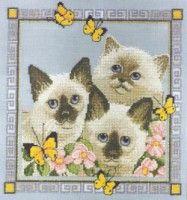 Gallery.ru / Фото #8 - Butterfly Kittens - mornela