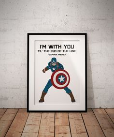 Sudadera Hombre Marvel Avengers Assemble Captain America Art Shield
