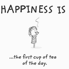 is the first cup of tea of the day! Afternoon Tea London, Cream Tea, High Tea, Teacup, The One, Tea Party, Happiness, Day, Tea