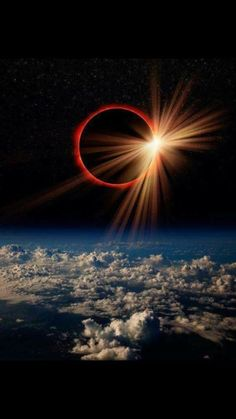 Total Solar Eclipse August 21, 2017 shot by NASA