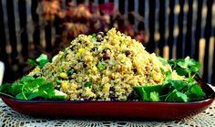 Mexiquinoa Salad Recipe
