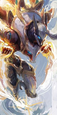 - League of legends - Robot Concept Art, Armor Concept, Game Concept Art, Lol League Of Legends, Anime Angel, Paladin, Desenhos League Of Legends, Animé Fan Art, Dark Fantasy Art