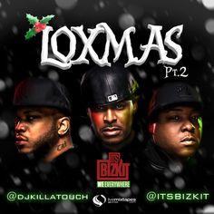 LOX | LOX-MAS PT 2 | Mixtape- http://getmybuzzup.com/wp-content/uploads/2012/12/LOX_Lox-mas_Pt_2-front-large.jpg- http://getmybuzzup.com/lox-lox-mas-pt-2-mixtape/