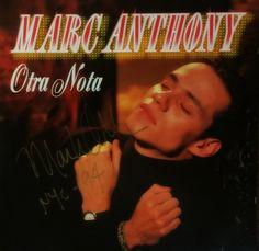 Marc Anthony OTRA NOTA CD MIX
