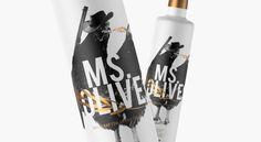 Ms. Olive on Behance
