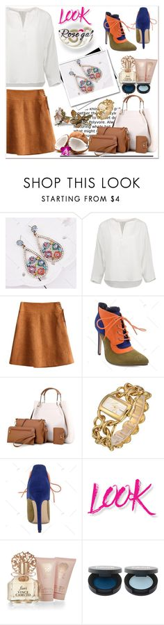"""""""Rosegal lady style"""" by newoutfit ❤ liked on Polyvore featuring NYX and Vince Camuto"""