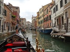 Venizia, view from a gondola Gondola Venice, Venice Italy, Camping Tours, Beyond The Horizon, Bad Picture, Bucket List Destinations, Travel List, Panama Hat, Places Ive Been