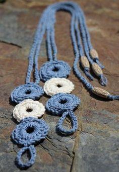 Barefoot Sandals, easyloop® Fauxchét® FREE PATTERN #make handmade, crochet, craft