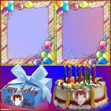 Imikimi Happy Birthday Frames For Daughter With Images Happy