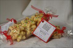 Hoje para jantar ...: Bolachas de Manteiga Estrela de Natal - Cabazes de Natal…