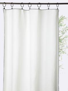 RIDEAU LIN - blanc, Maison - Vetement et déco Cyrillus