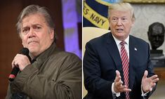 ICYMI: Steve Bannon 'said he was sick of being Trump's wet nurse'
