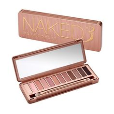urban decay naked palette 3 is the highly anticipated eye shadow palette of the year.featuring 12 totally new rose hued neutrals ...