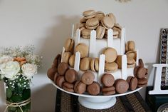 A rustic wedding deco by Cakes & Co