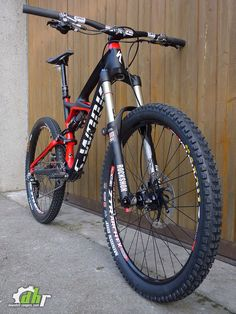 Specialized Enduro S-Works 2013 26""