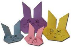 origami easter - Pesquisa Google
