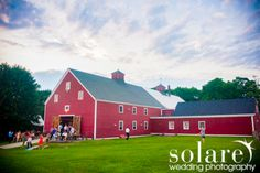 I just love this place more and more!  Venue Smith Barn - Peabody, MA
