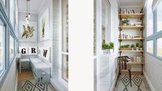 我們看到了。我們是生活@家。: 不到15坪的小家,俄羅斯INT2 architecture建築設計公司,以美麗的細節與柔和的圖案,創造出精彩的佈局!