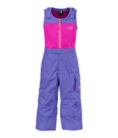 The North Face Girls Todd Insulated Bib Snow Ski Pants Purple MSRP $99 4T NEW | Clothing, Shoes & Accessories, Baby & Toddler Clothing, Girls' Clothing (Newborn-5T) | eBay!